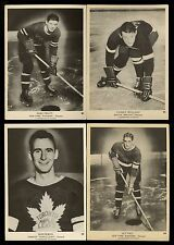 1939-40 V301-1 O-PEE-CHEE HOCKEY CARDS (4) BABE PRATT ROOKIE CARD HALL OF FAME