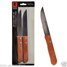 Royal Norfolk Stainless-Steel Steak Knives, 2-ct. Packs US Seller Free Shipping