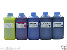 5 Quart Pigment refill ink for Epson Stylus Pro 7700 9700 Wide-format printer
