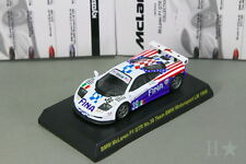 BMW McLaren F1 GTR No.39 LM 1996 1/64 Kyosho Racing Minicar Collection Japan ltd