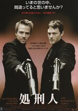 The Boondock Saints - Original Japanese Chirashi Mini Poster