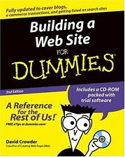 Building a Web Site For Dummies (For Dummies (Computers)) By Da .9780764571442