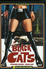 Black Alley Cats - Small Hardbox -
