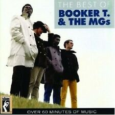 BOOKER T.& THE MG'S - BEST OF BOOKER T.& THE MG'S  CD NEU