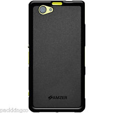 Amzer Pudding TPU Case for Sony Xperia Z1 Compact D5503 (Xperia Z1 Mini) - Black