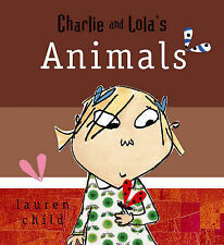 Charlie and Lola's Animals, Lauren Child