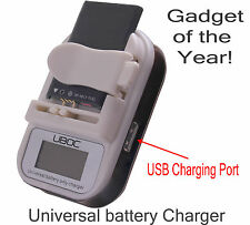 Huawei u8300 Spring Android phone  Universal Battery Charger