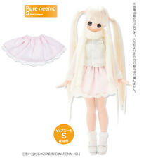 AZONE PureNeemo Romantic Girly Under Lace Skirt Pink Fit Momoko Blythe Pullip