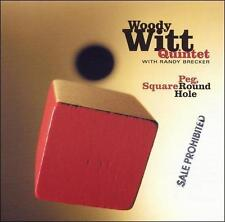 Square Peg, Round Hole by Woody Witt