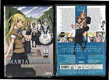 Maria Holic: Alive - Complete Collection (Brand New 2-Disc Set) Region 1 Anime