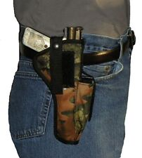 Realtree Camo Tactical Holster Browning Buckmark Camper Nomad Challenger field