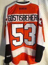 Reebok Premier NHL Jersey Philadelphia Flyers Shayne Gostisbehere Orange sz S