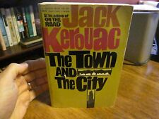 The Town and the City by Jack Kerouac 1950 paperback