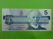 Canada 5 Dollars 1986 (PERFECT UNC) GPP 6268137