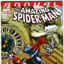 The Amazing Spider-Man Annual #36 Velociraptor from 2009 in Fine+ condition DM