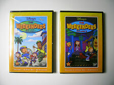 TOON Disney THE WEEKENDERS ALL 39 EPISODES The Disney Channel Series on DVD