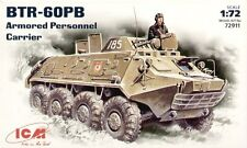 ICM 1/72 BTR-60PB Armoured Personnel Carrier # 72911