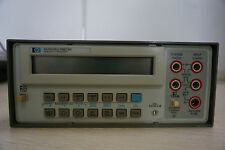 HP 3478A Digital Multimeter 5.5 Digit DMM