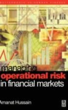 Managing Operational Risk in Financial Markets-ExLibrary