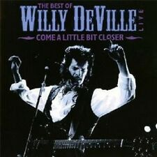 """WILLY DEVILLE """"THE BEST OF WILLY DEVILLE LIVE"""" CD NEU"""