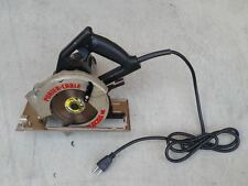 "Porter-Cable Saw Boss 6"" Heavy Duty Circular Saw Model 345~Made in the USA"