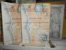 MEMORIE CARTA GEOLOGICA D'ITALIA, VOL.I - LA GEOLOGIA DI ROMA, CENTRO STORICO