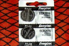 Replacement Batteries for Casio DW 290T Watch/ 2 Pc's Energizer CR2016  3 Volt