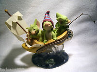 Pocket Dragon   ' WYNKEN  BLYNKEN & NOD '  -  LIMITED EDITION  -   Mint. RARE