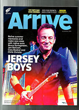 ARRIVE MAGAZINE-JULY/AUGUST-2013-BRUCE SPRINGSTEEN-NML