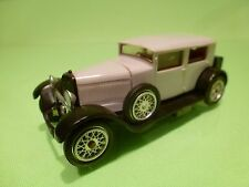 NOREV 39 PANHARD 35CV 1927 - GREY + BLACK 1:43 - GOOD CONDITION