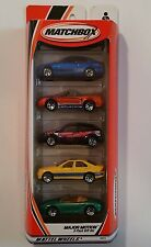 Matchbox 1/64 Diecast 5 Pack Major Motion New in Box 2000 Fast Ship