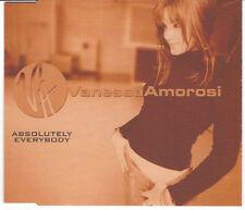 """CD """"Absolutely Everybody"""" Vanessa Amorosi"""