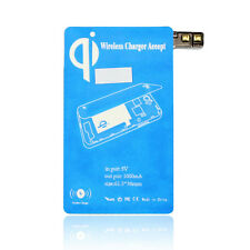 Caricabatterie Senza Fili Qi Di ricarica Ricevitore Kit per Samsung Galaxy S5
