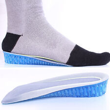 New Shoes Insoles Honeycomb Gel Height Increase Heel Inserts Taller Lifts Pad