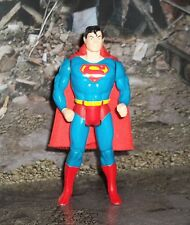 DC SUPER POWERS SERIES SUPERMAN  FIGURE WITH COMIC