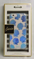 NEW!!! Sonix Clear Coat Case for iPhone 6 / 6s - Blue Shelly