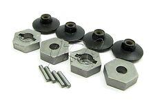 TROPHY Truggy 17mm WHEEL HEX & Hub nut set (HPI flux 107018
