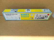 Nobex Proman 110 Compound Miter Saw  New in Box