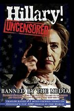 NEW Hillary Uncensored! An American Above The Law (DVD)