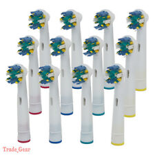 12 pcs Toothbrush Heads Replacement for braun Oral-B FLOSS ACTION FREE SHIP NEW