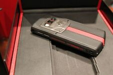 Genuine Vertu Ti Ferrari - Fully boxed with all original accessories