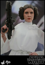 Hot Toys - Prinzessin Leia- Star Wars - Sideshow - Carrie Fisher