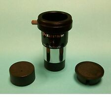 "Celestron Deluxe 4 in 1 Barlow - 2x Short Barlow for 1.25"" Telescope Eyepieces"