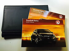 Vauxhall ASTRA * J 5 PORTE & TOURER manuale Pack + Infotainment audio-nav BOOK