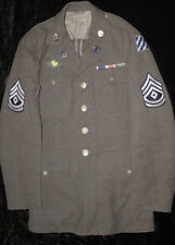 WWII US ARMY 3RD INFANTRY DIV NAMED UNIFORM -SICILY