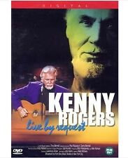 Kenny Rogers DVD (Sealed) ~ Live By Request