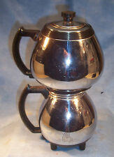 1939 Worlds Fair Sunbeam C30-A CoffeeMaster 6 Cup Vacuum Coffee Pot Coffeemaker
