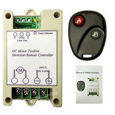 DC 9-30V Controller Jog/Self-Lock/Interlock Control for DC Motor Linear Actuator