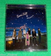 JAPAN:GOLLBETTY - Snow Fall CD +DVD Single,+ OBI,J-POP,J-ROCK,SKA,Indie Released