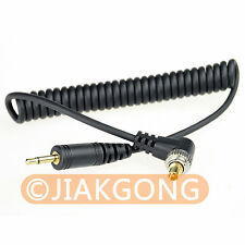 2.5mm to Male FLASH PC Sync Cable Cord with Screw Lock
